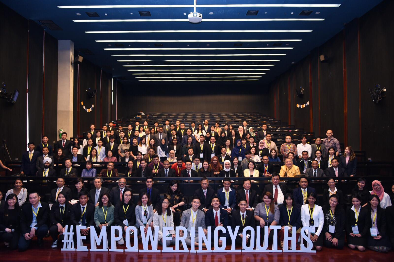 Top 100 Youths Converge In Bangkok As Change-Makers In ASEAN Region From 22 – 26 January 2019