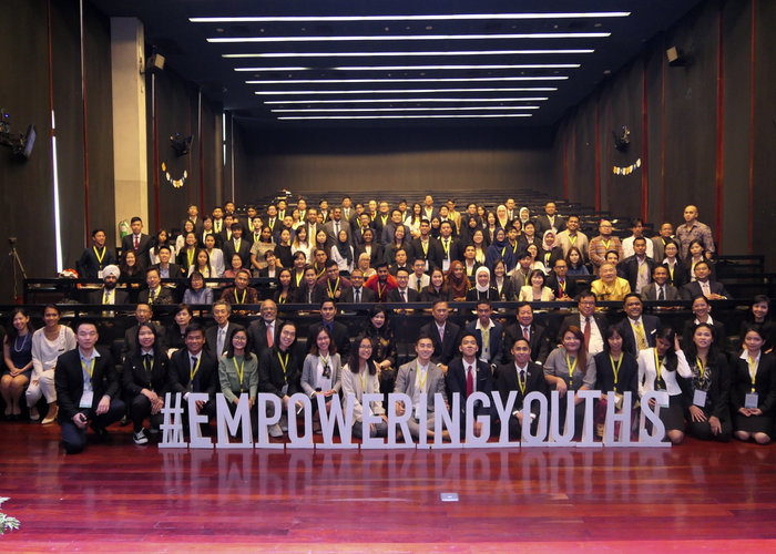 eMpowering Youths Across ASEAN Regional Capacity Building and Orientation Workshop 2019